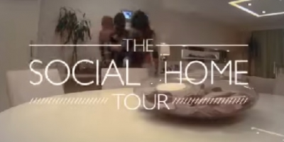 Carvalho Hosken - The Social Home Tour