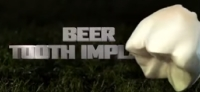 Beer Tooth Implant | Salta Beer