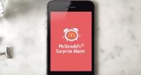 McDonald's: Surprise Alarm