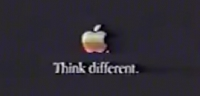 Steve Jobs Think different