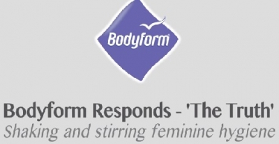 Bodyform Responds...