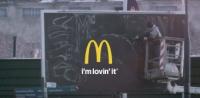 McDonald's Chalkboard Menu