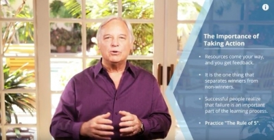 The Importance of Taking Action | Jack Canfield