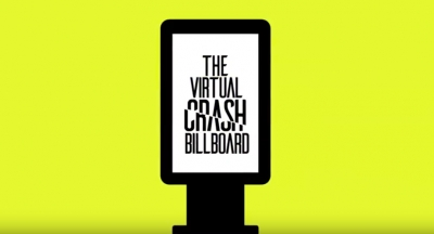 The Virtual Crash Billboard