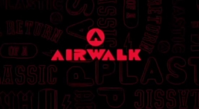 The Airwalk Invisible Pop Up Store